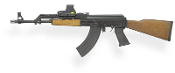 UltiMAK AK Yugo Optic Mount