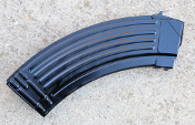Polish Radom Early production AK47 30rd Magazines Blued Finish!