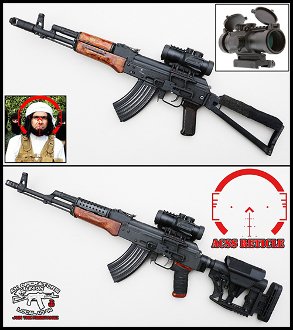 Annihilator GEN 2 Optic Combo Pack - 7.62 Version