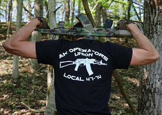 AK Operators Union T-Shirt